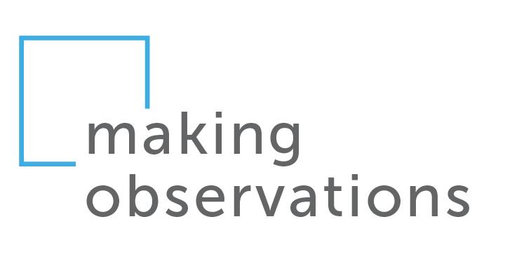 Making Observations logo