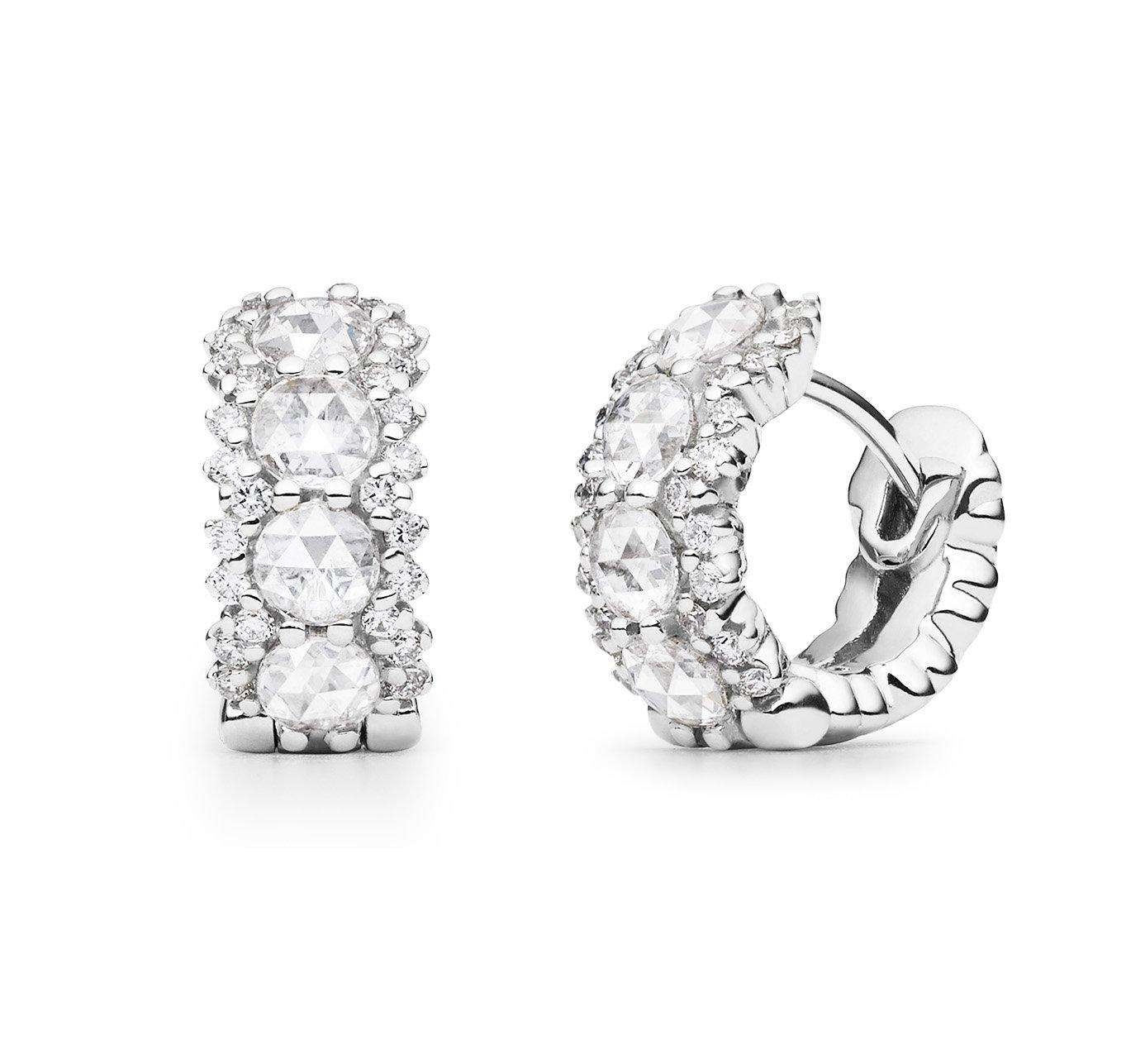 Earrings from Von Bargen's Jewelry