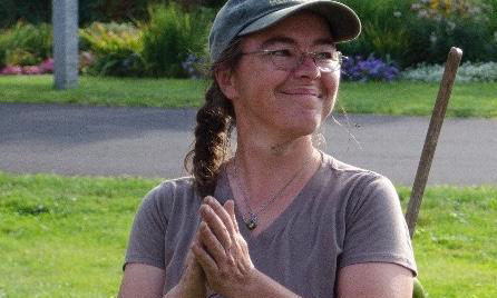 Cat Buxton will deepen your interest in building healthy soil and leave you inspired to get involved in your own backyard, schoolyard, and public lands to deepen the roots