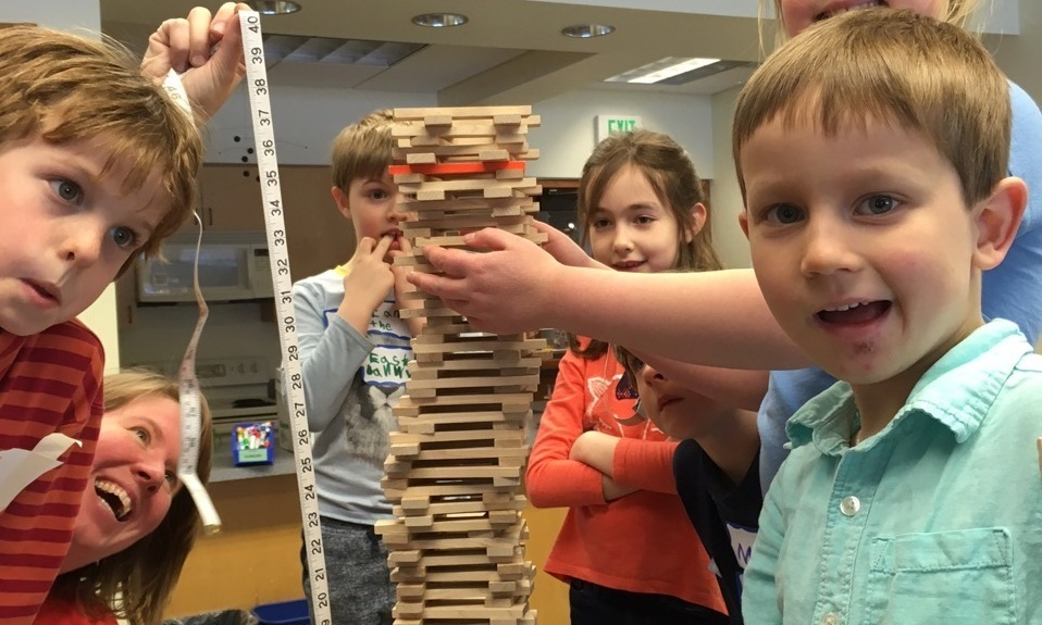 Test the limits of different materials and create architectural and engineering wonders.