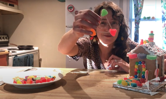 Turn your kitchen into a lab with these sweet candy experiments.