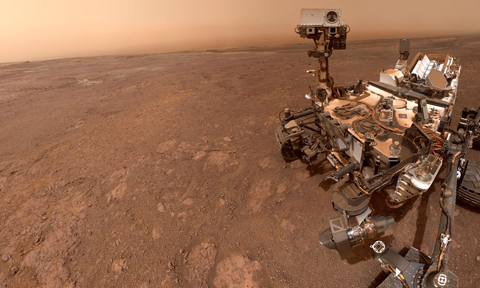 When the Earth is Not Enough: Exploring Mars, with Jay Buckey, MD