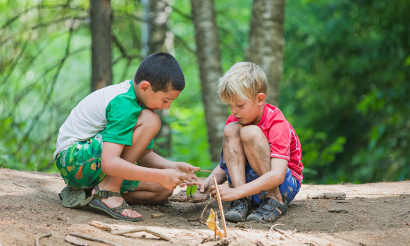 Find adventure at a Montshire summer camp.