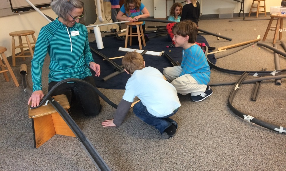Spectacular Science February Break Camp: Engineering