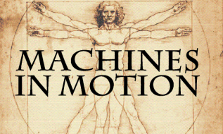 Featuring 40 life-sized, operational, and interactive machines based on da Vinci's drawings and records.