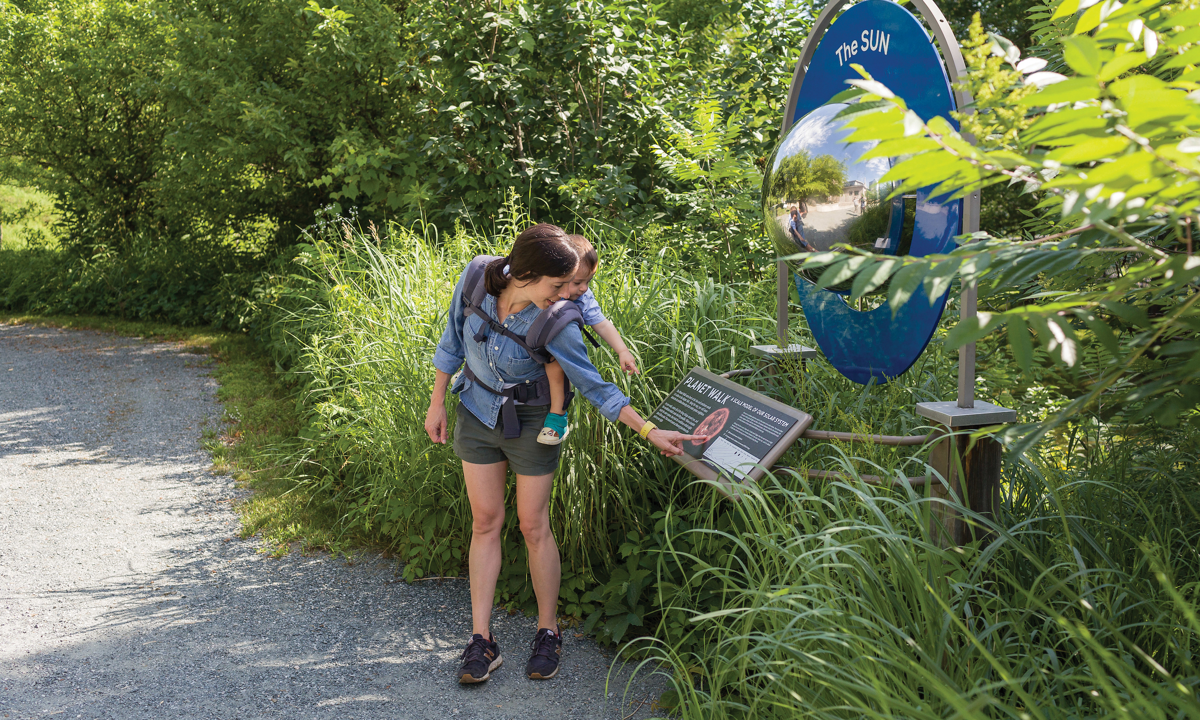 Learn more about Outdoor Discovery and Nature Trails