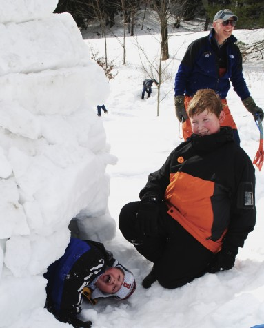 Igloo Build